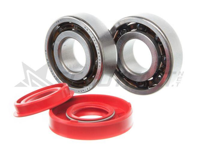 7x13x4mm Ceramic roulements à billes MR137 Céramique Roulements 2 pieces by ACER Racing