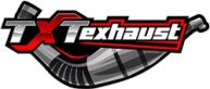 Logo de la marque de pièces moto 50cc TXT Exhaust