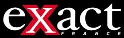 Logo de la marque française Exact durites frein