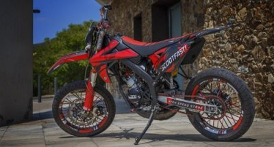 Image de présentation du catalogue de pièces et accessoires pour moto 50cc mécaboîte