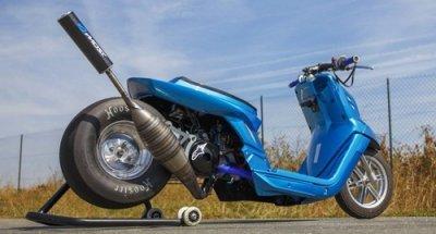 Image de présentation du catalogue de pièces et accessoires pour scooter 50cc