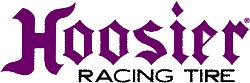 Logo de la marque de pneus Hoosier Racing Tyre