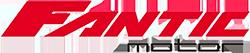 Logo de la marque de motos Fantic Motor